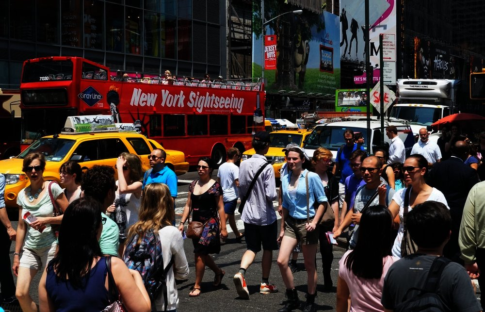Cultural traits in New York